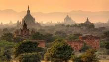 Les Temples de Bagan, Birmanie