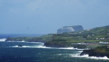 Faial, aux Açores, Portugal