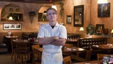 patron du restaurant
