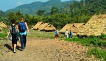 Parc national protégé de Nam Ha