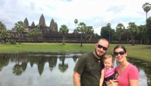 cambodge voyage famille