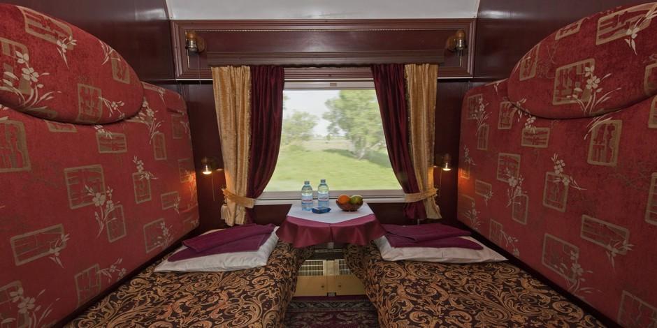 train Or des Tsars Pékin-Moscou
