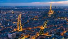 vacances dans la ville de Paris