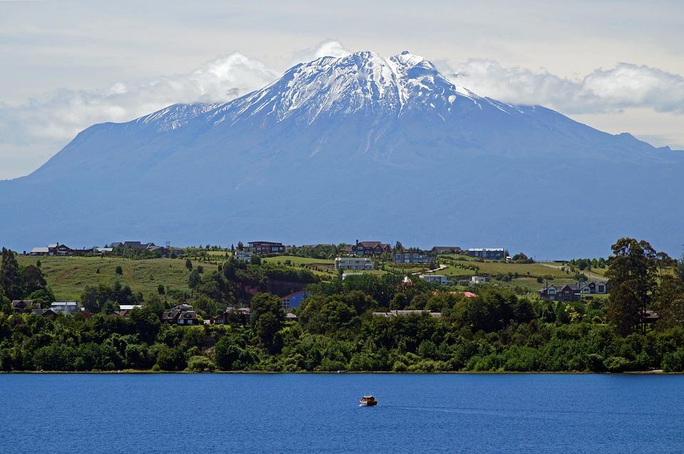Voyage à Chili